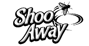Shooaway Europe keeps flies of your food.